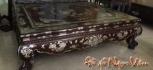 Một số mẫu tủ chè và ý nghĩa trong văn hoá tâm linh của người Việt